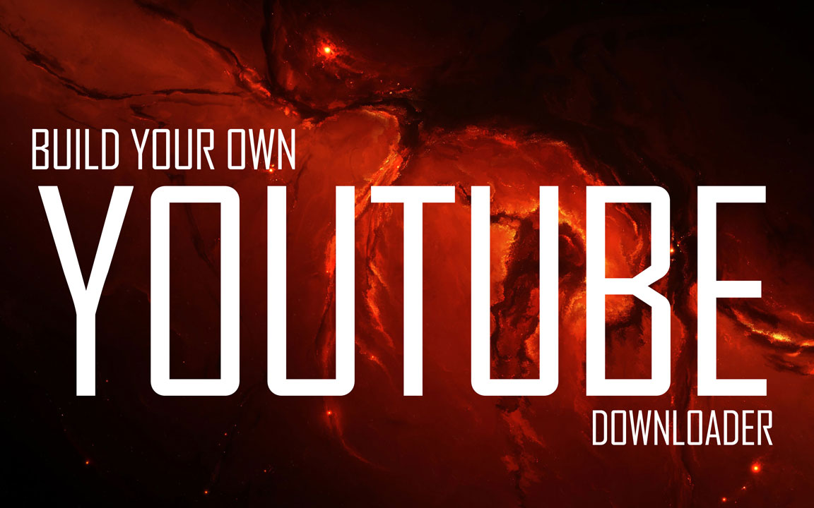 Build Your Own Youtube Video Downloader in PHP image