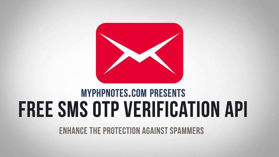 Free SMS Gateway - OTP Verification for Small Businesses image