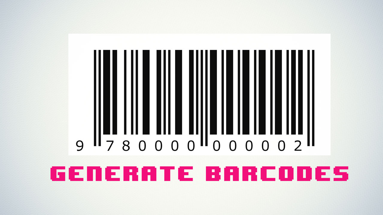 Generate Barcodes in PHP image