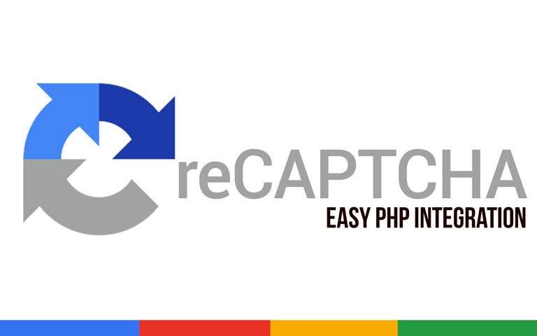 Integrate Google reCAPTCHA image