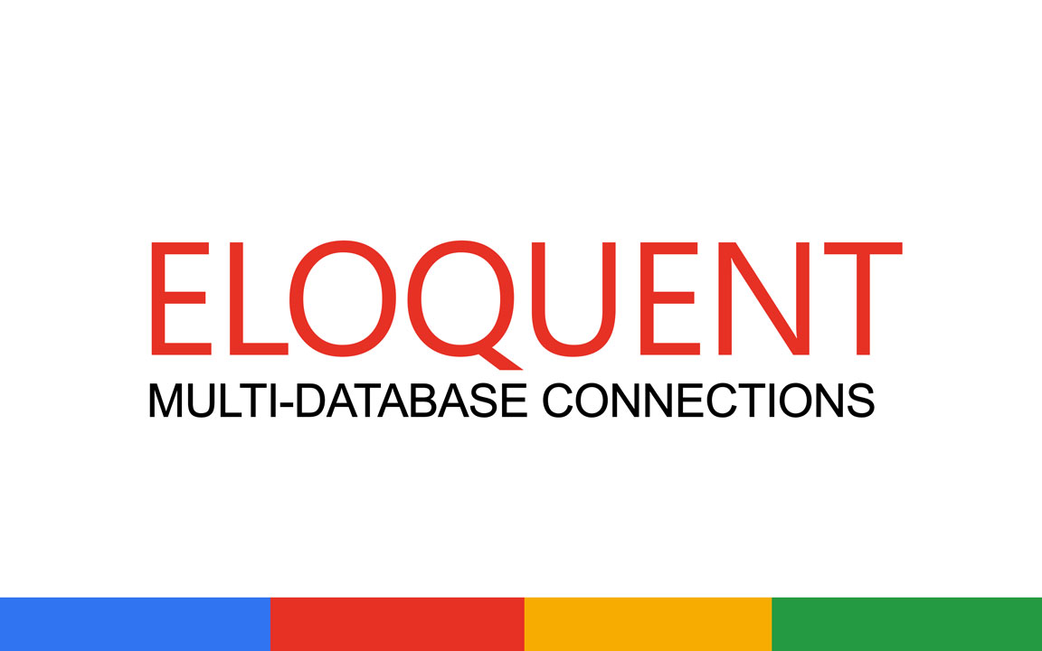 Multi-database Connections in Laravel's Eloquent ORM image