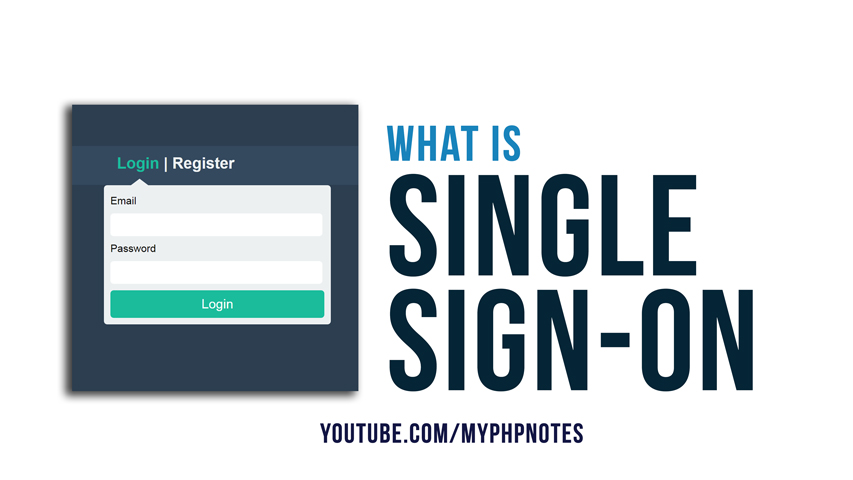What is Single Sign On (SSO)? How it Works? How to build it? image